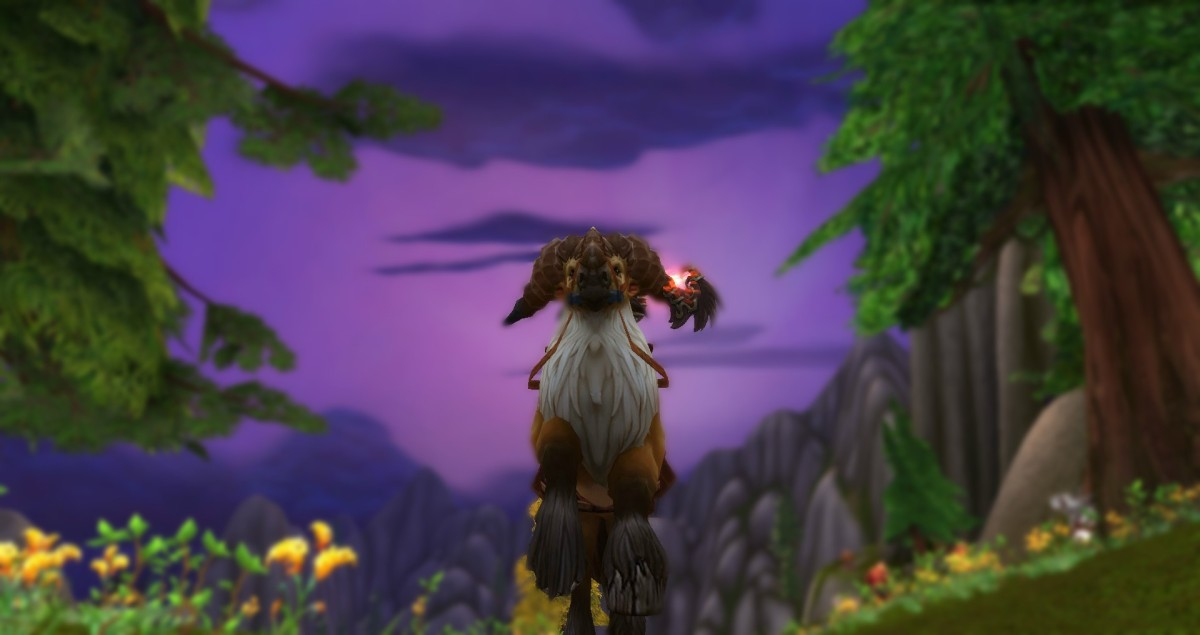 Flight Form Hyjal