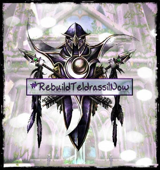RebuildTeldrassilNowFinished