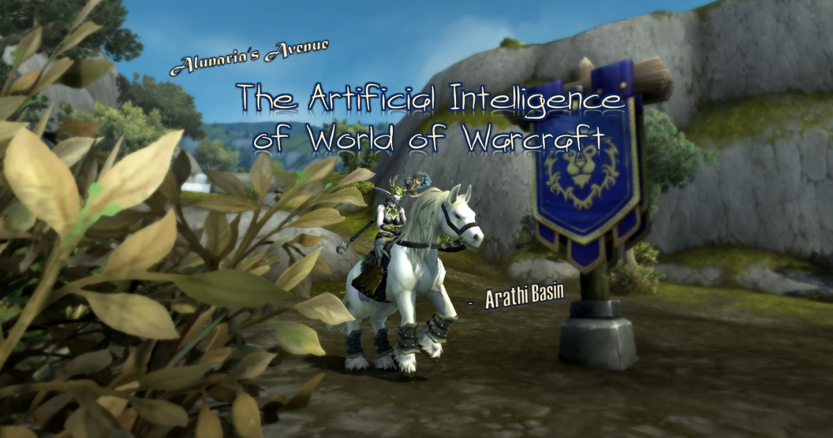 The Artificial Intelligence of World of Warcraft