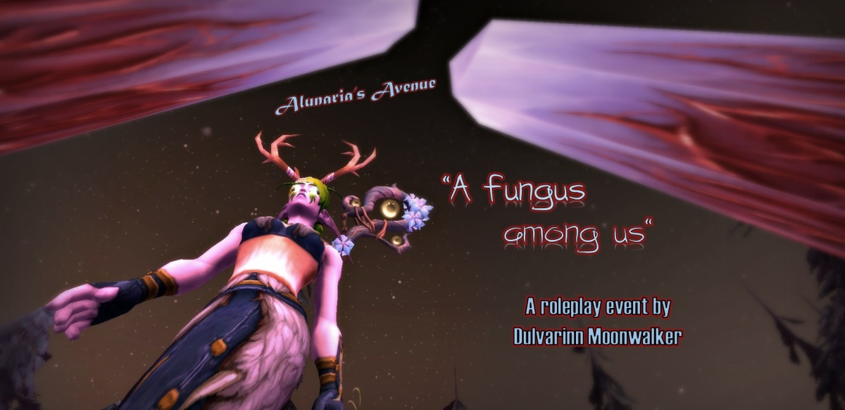 """A fungus among us"" - A roleplay event"